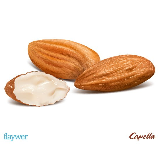 Toasted Almond (Gebrannte Mandel)