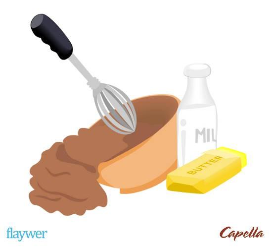 Cake Batter (Kuchenteig)