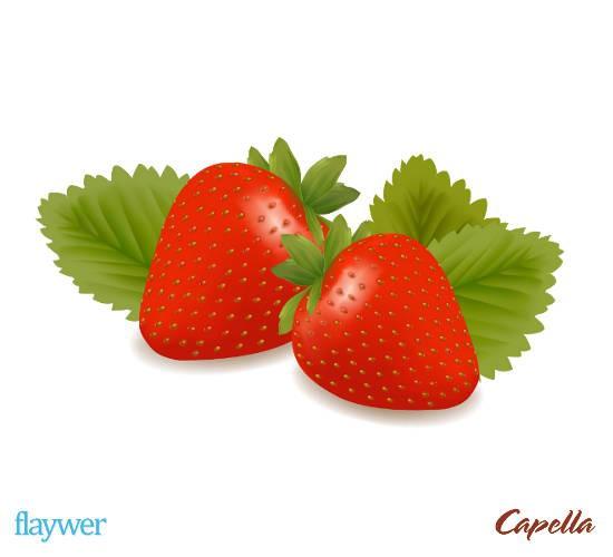 Sweet Strawberry (Süße Erdbeere)
