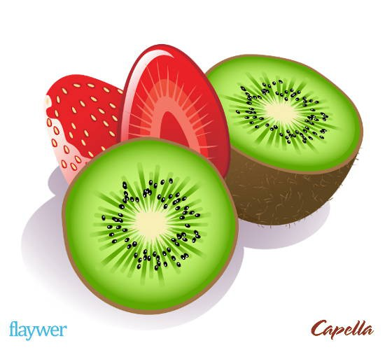 Kiwi Strawberry (Stevia)