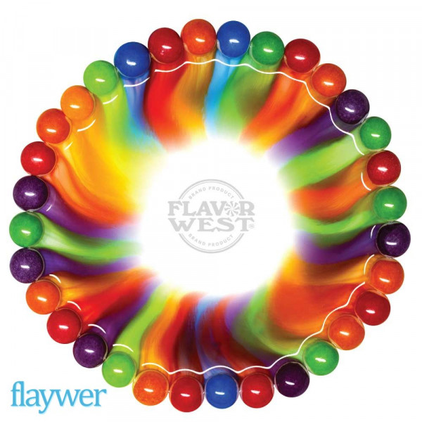 Rainbow Candy (Natural)