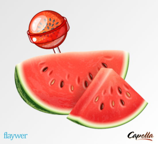 Candied Watermelon