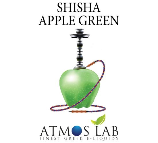 Shisha Green Apple