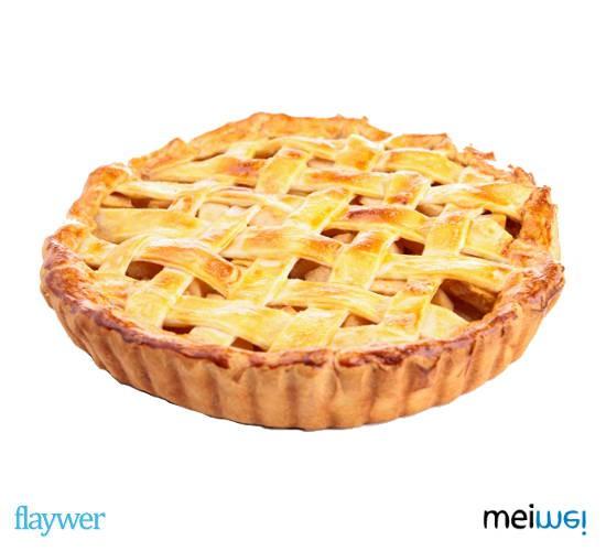 Apfelkuchen (Apple Pie)