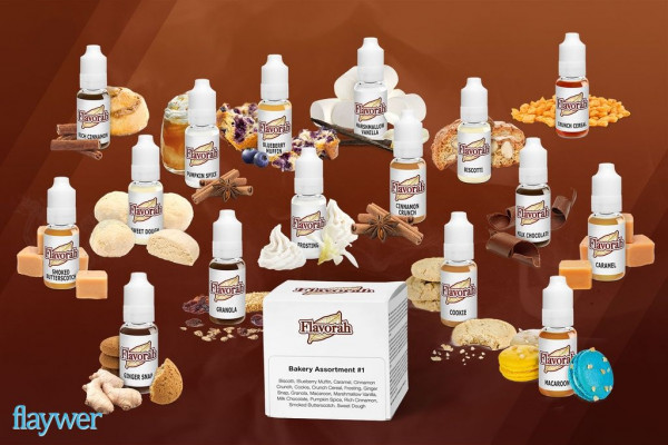 Flavorah Assortment Pack - Bakery One