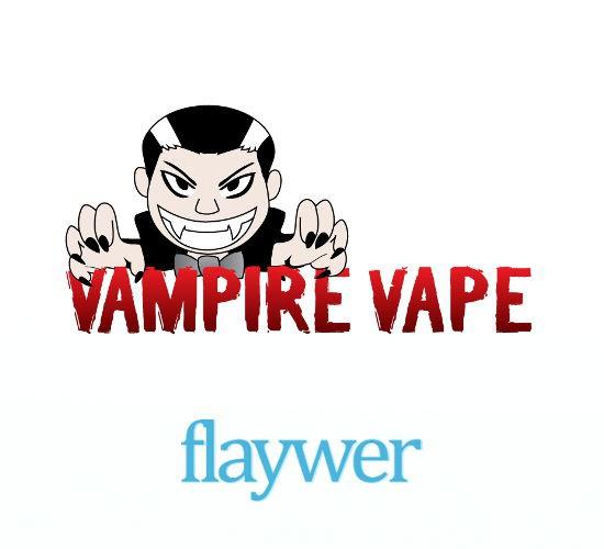 Creme Anglaise - Vampire Vape - Etikett beschädigt