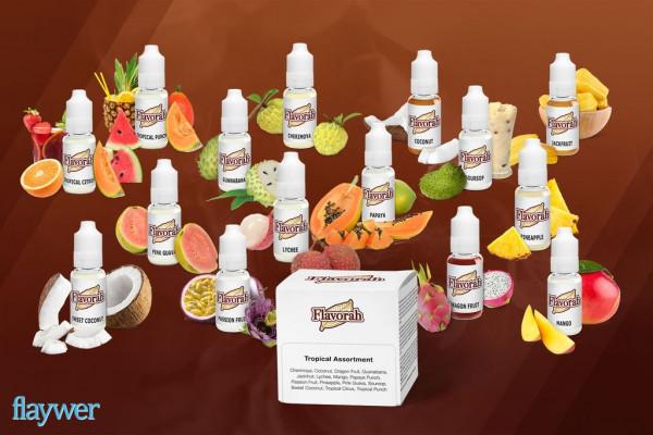 Flavorah Assortment Pack - Tropical