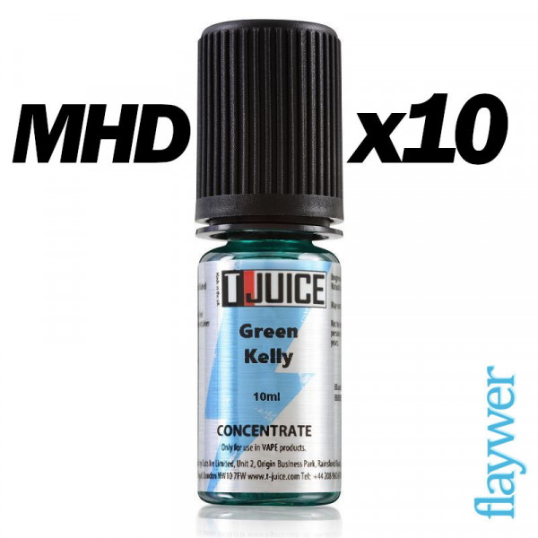 Green Kelly - 100ml - T-Juice MHD 08/2019