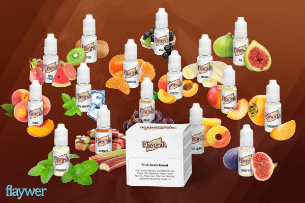 Flavorah Assortment Pack - Fruit
