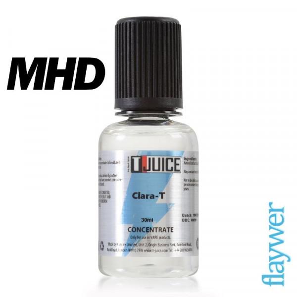 Clara-T 5ml - T-Juice MHD 01/2017(!)