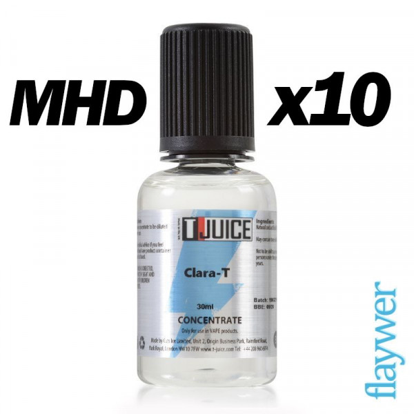 300ml Clara-T - T-Juice MHD 08/2019