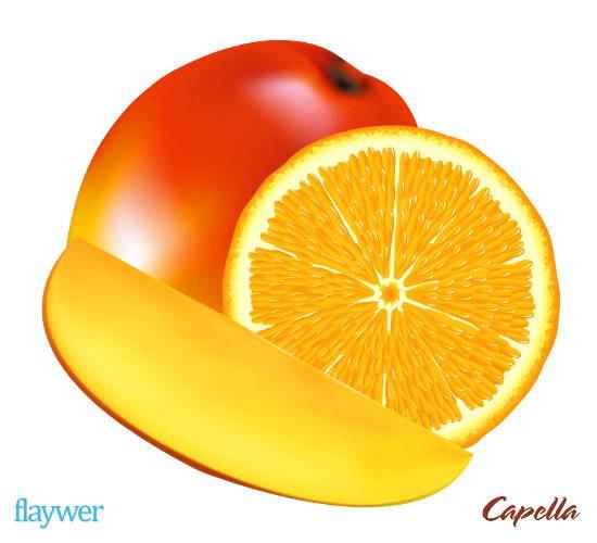 Orange Mango (Stevia)