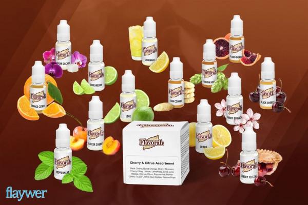 Flavorah Assortment Pack - Cherry and Citrus