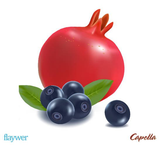 Blueberry Pomegranate (Stevia)