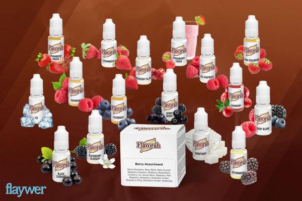 Flavorah Assortment Pack - Berry